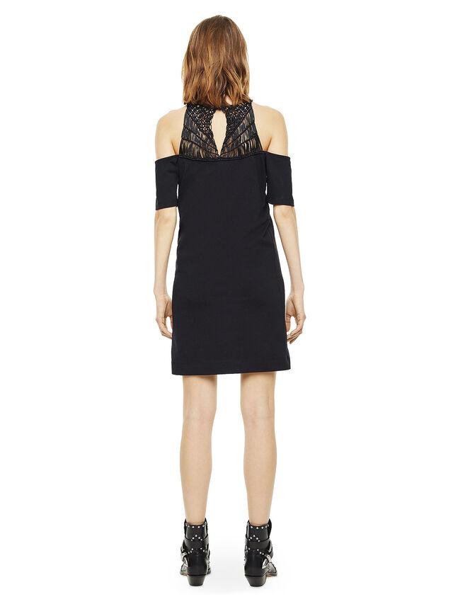Diesel - DERSEY, Black - Dresses - Image 2