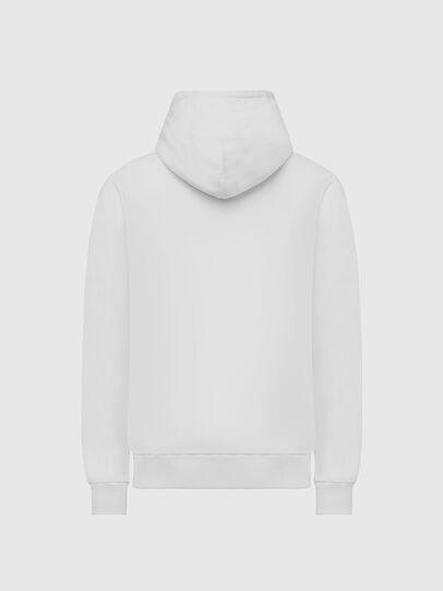 Diesel - S-GIRK-HOOD-X2, White - Sweaters - Image 2