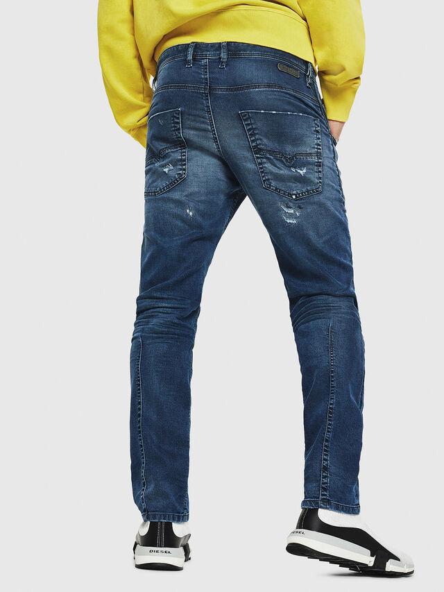 Diesel - Krooley JoggJeans 069HA, Medium blue - Jeans - Image 2