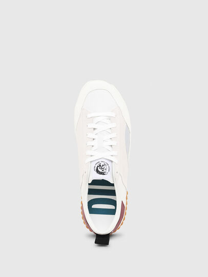 Diesel - S-BULLY LC, White/Red - Sneakers - Image 4