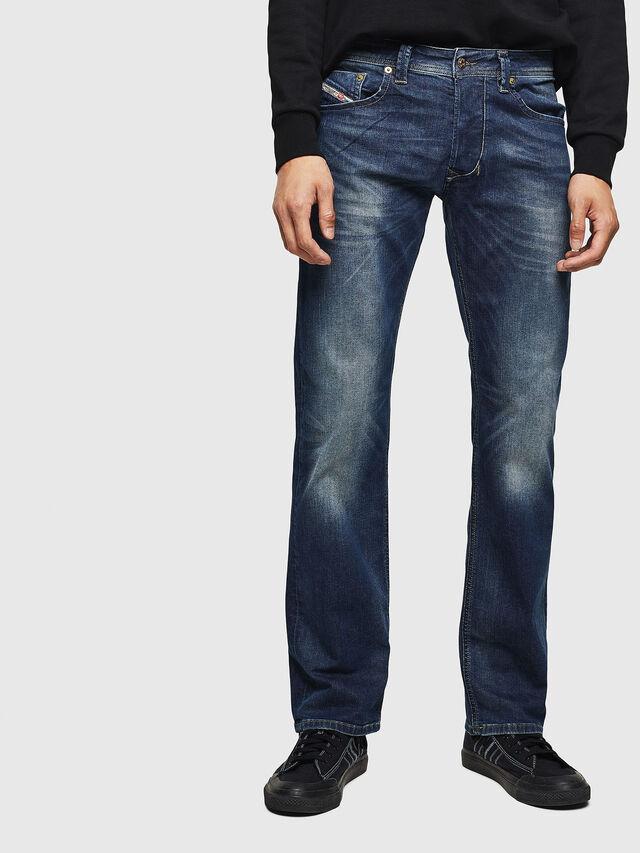 Diesel Larkee 0853R, Dark Blue - Jeans - Image 1