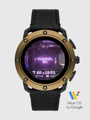 DT2016, Black/Gold - Smartwatches