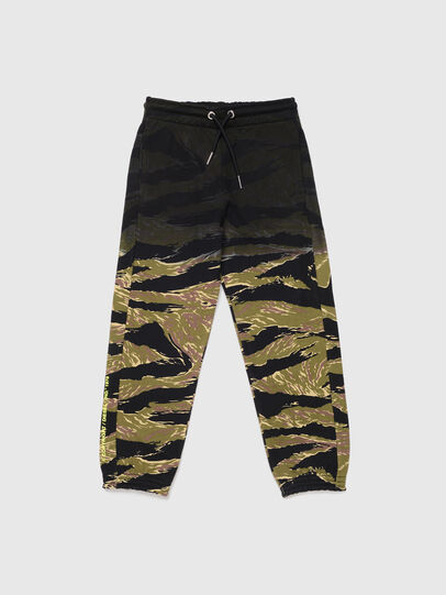 Diesel - PFREITIGERCAM, Military Green - Pants - Image 1