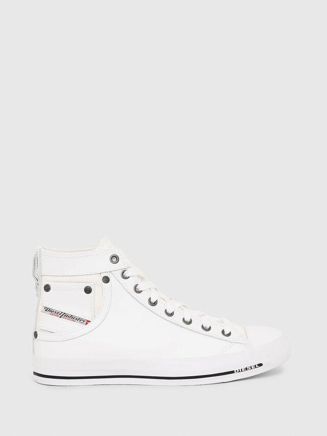 Diesel - EXPOSURE IV W, White - Sneakers - Image 1