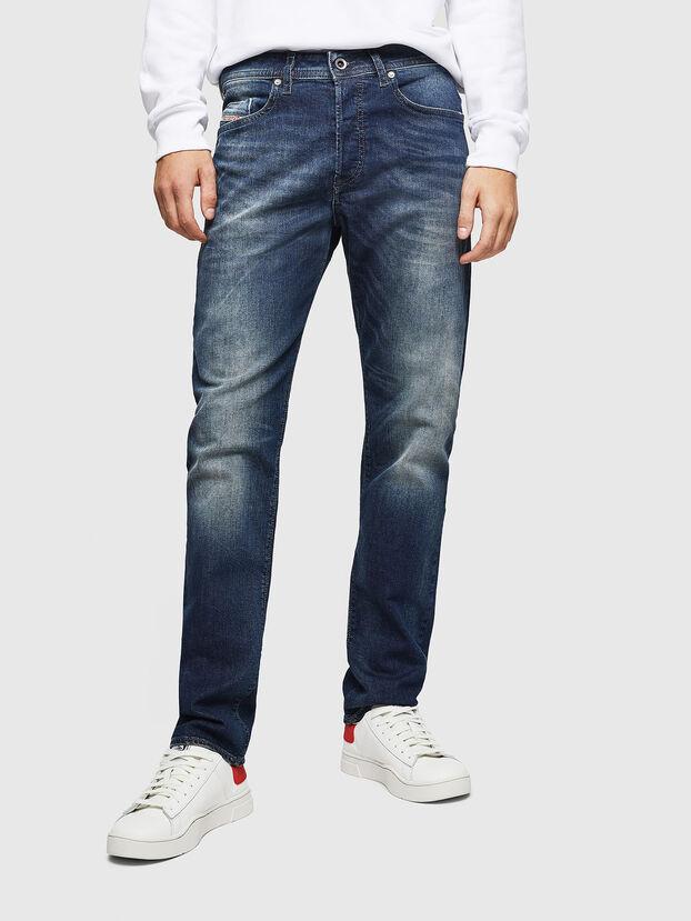 Buster 0853R, Dark Blue - Jeans