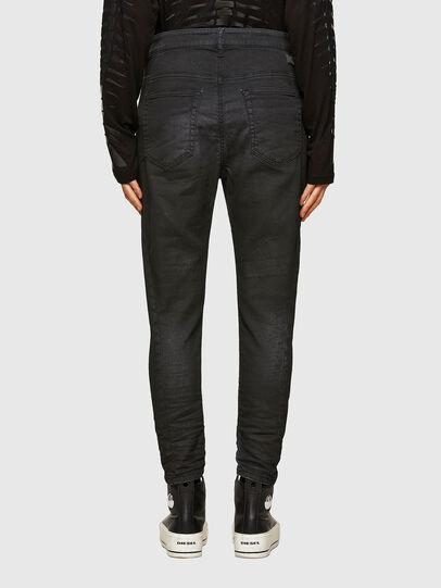 Diesel - FAYZA JoggJeans® 069QL, Black/Dark grey - Jeans - Image 2