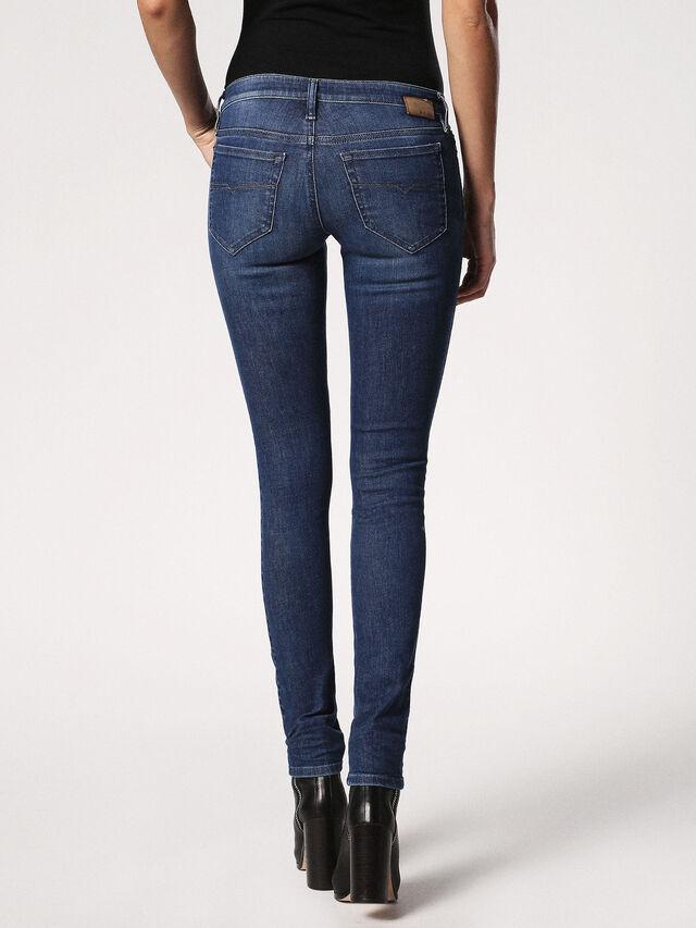 SKINZEE-LOW 0848L, Blue Jeans