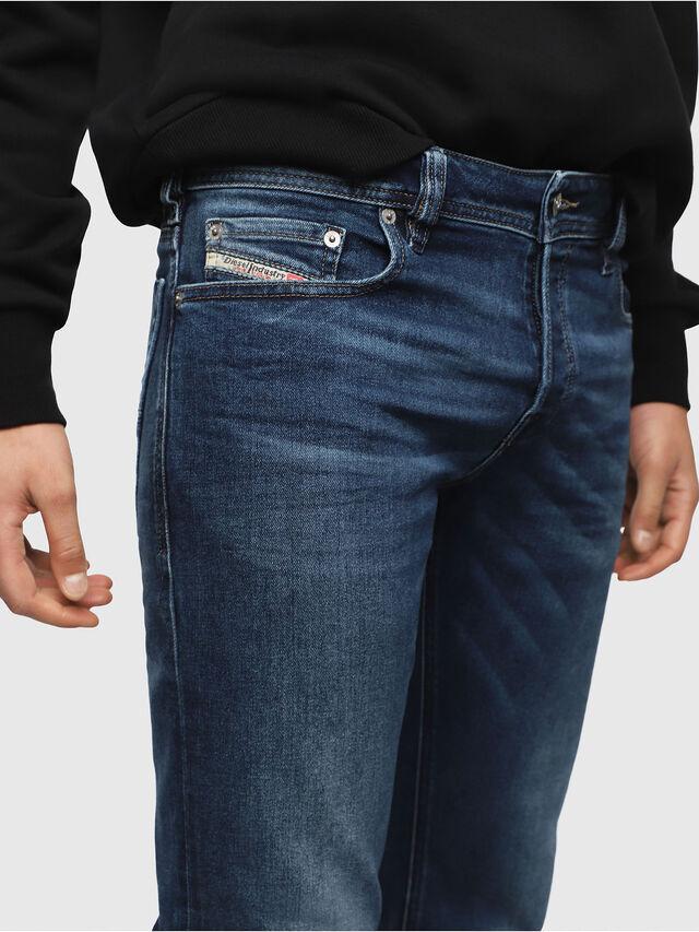 Diesel - Zatiny C84HV, Dark Blue - Jeans - Image 3