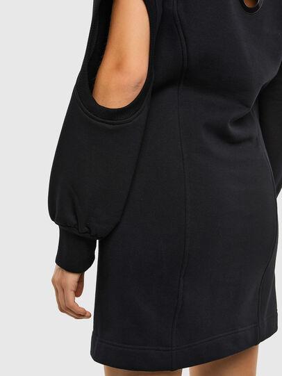 Diesel - D-CIOND, Black - Dresses - Image 4