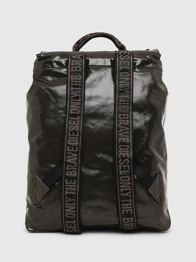 Diesel - MARBACK, Olive Green - Backpacks - Image 2