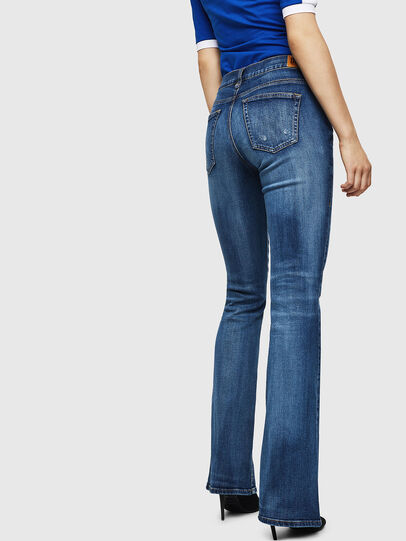Diesel - D-Ebbey 069FY, Medium blue - Jeans - Image 2