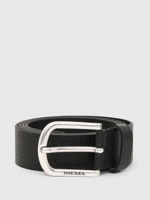 B-TUM, Black - Belts