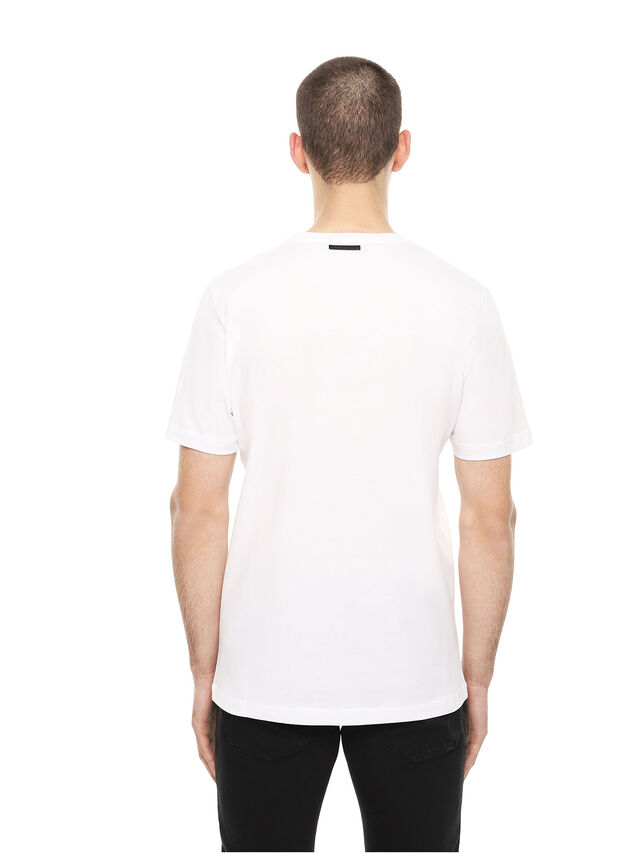 Diesel - TY-WRENCH, White - T-Shirts - Image 2