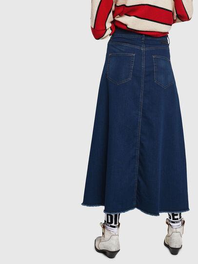 Diesel - D-RHITA JOGGJEANS, Medium blue - Skirts - Image 2