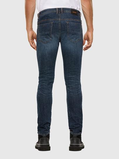 Diesel - Thommer 009DA, Dark Blue - Jeans - Image 2
