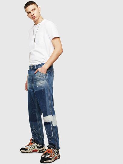Diesel - D-Franky 009CB, Medium blue - Jeans - Image 8