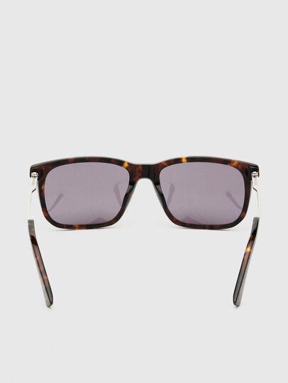 Diesel - DL0309, Brown - Sunglasses - Image 4