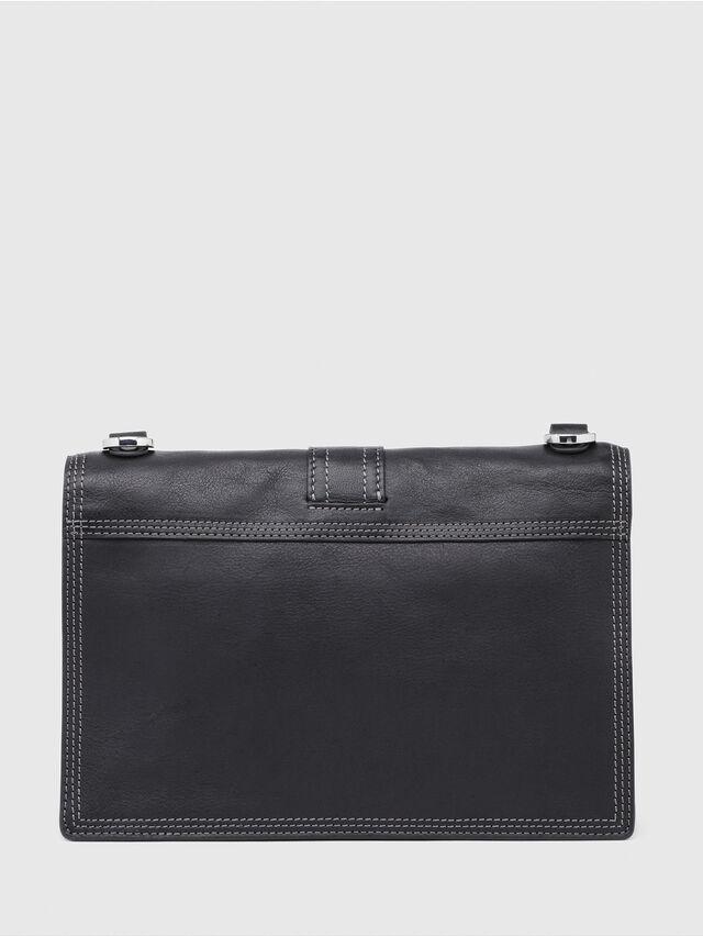 Diesel - MISS-MATCH CROSSBODY, Black - Crossbody Bags - Image 2