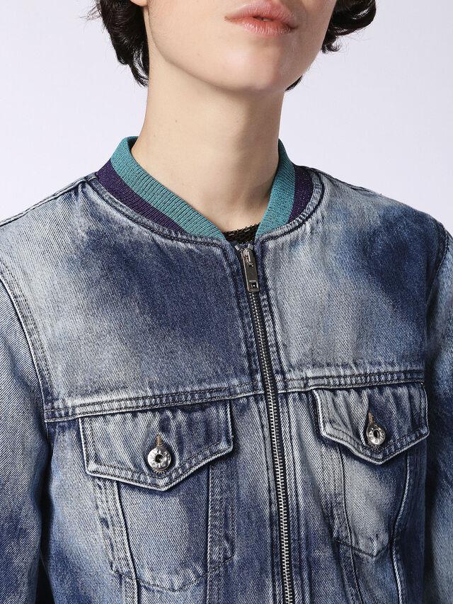DE-SAM, Blue Jeans