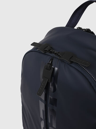 Diesel - BOLD BACK II, Dark Blue - Backpacks - Image 4