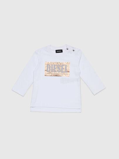 Diesel - TIRRIB, White - T-shirts and Tops - Image 1