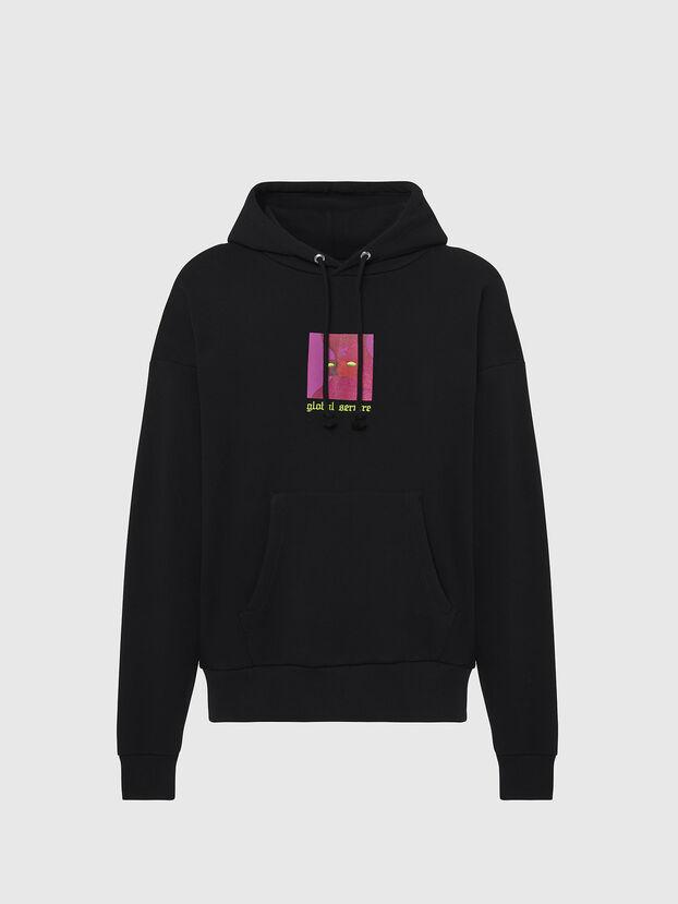 S-ALBY-X5, Black - Sweaters