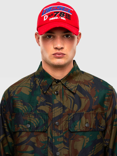 Diesel - S-JESSY-DES, Military Green - Shirts - Image 3