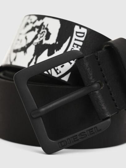 Diesel - B-MOICA, Black - Belts - Image 2