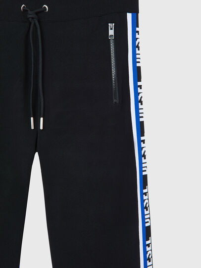 Diesel - K-BANA, Black/Blue - Pants - Image 3
