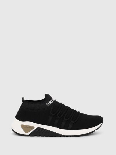 Diesel - S-KB SL II, Black - Sneakers - Image 1