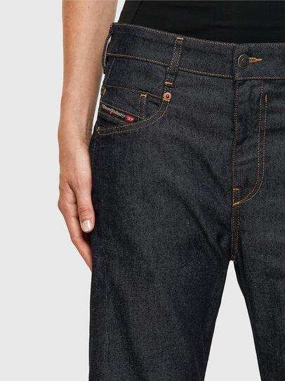 Diesel - Fayza 009HF, Dark Blue - Jeans - Image 3