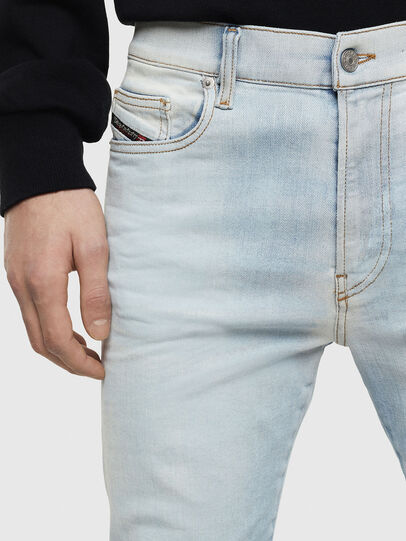 Diesel - D-Amny 009BE, Light Blue - Jeans - Image 3
