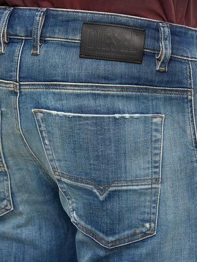 Diesel - KROOLEY JoggJeans® 009NK, Medium blue - Jeans - Image 4