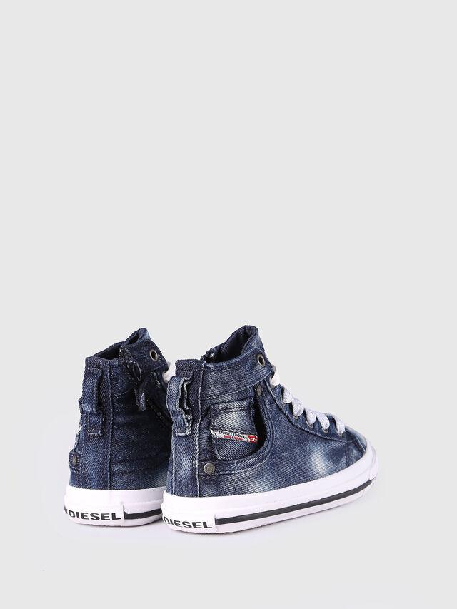Diesel - SN MID 20 EXPOSURE Y, Blue Jeans - Footwear - Image 3