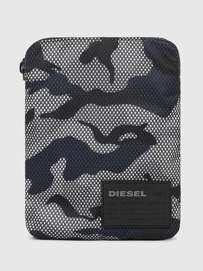 F-DISCOVER CROSS, Grey/Blue - Crossbody Bags