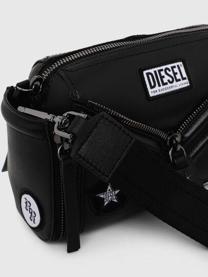 Diesel - LE-ZIPPER CROSSBODY,  - Crossbody Bags - Image 3