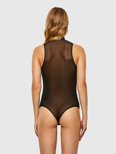 Diesel - UFBY-HEVA-M, Black - Bodysuits - Image 2