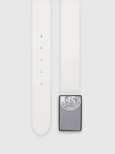 Diesel - B-ACCA, White - Belts - Image 3