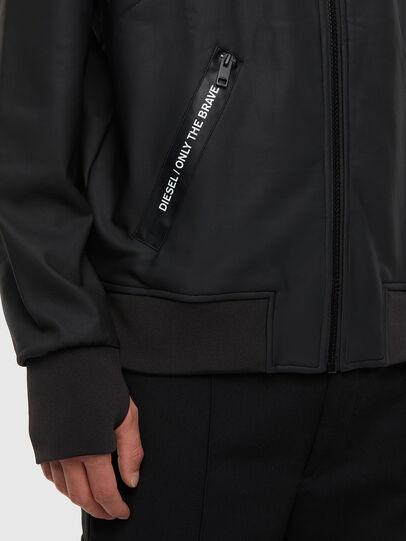 Diesel - J-FILMO, Black - Jackets - Image 5