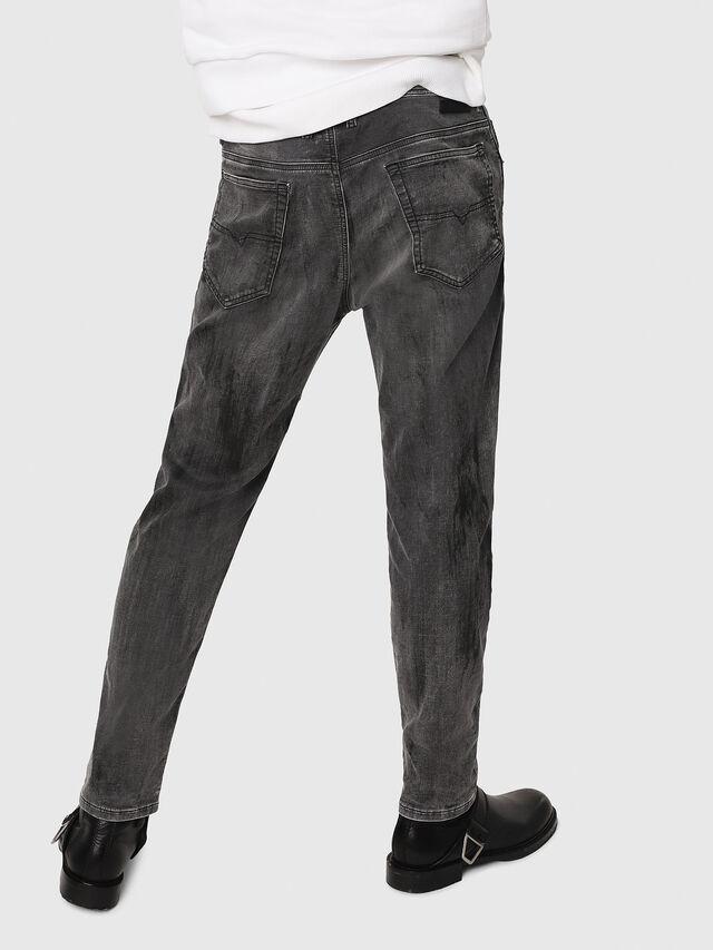 Diesel - Narrot JoggJeans 8880U, Black/Dark grey - Jeans - Image 2