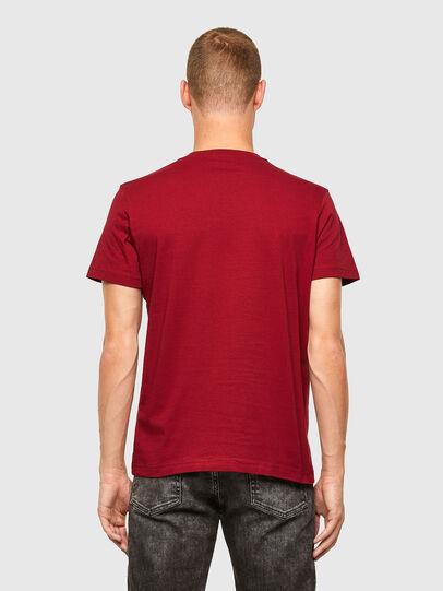 Diesel - T-DIEGOS-K36, Brown - T-Shirts - Image 2