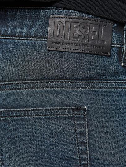 Diesel - FAYZA JoggJeans® 069PQ, Dark Blue - Jeans - Image 4