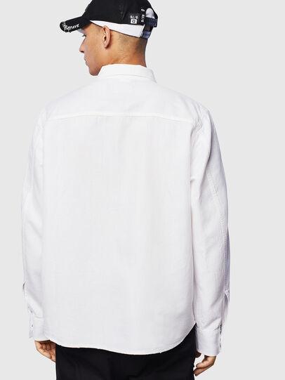 Diesel - D-FLOX,  - Denim Shirts - Image 2
