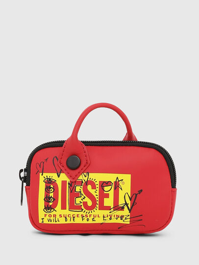 Diesel - SHOPPINA PAS, Red - Shopping and Shoulder Bags - Image 1