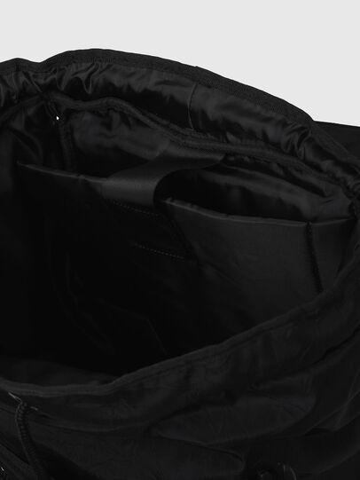 Diesel - F-SUSE BACKPCK, Black - Backpacks - Image 5