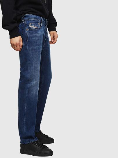 Diesel - Waykee 082AZ, Dark Blue - Jeans - Image 5