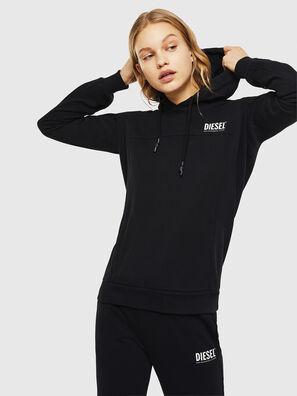 UFLT-VICTORIAL-H, Black - Sweaters
