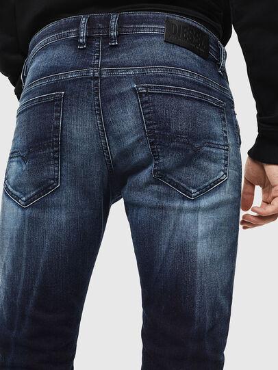 Diesel - Thommer JoggJeans 069IE, Dark Blue - Jeans - Image 4