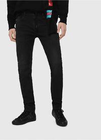Thommer JoggJeans 069FH, Black