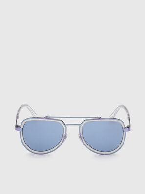 DL0266, Blue - Sunglasses